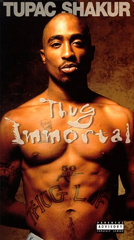 9786304467176: Thug Immortal: 2pac Story [VHS]