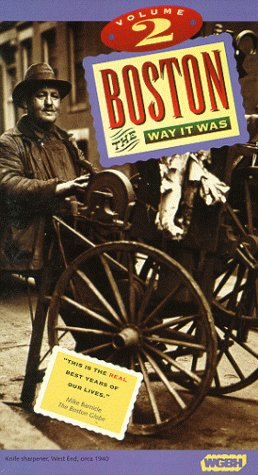 9786304468104: Boston - The Way It Was: Vol. 2 [VHS]