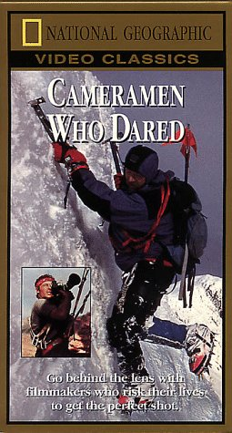 9786304474150: National Geographic's Cameramen Who Dared [VHS]
