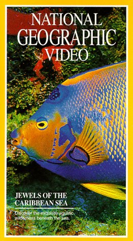 9786304475201: National Geographic's Jewels of the Caribbean Sea [VHS]