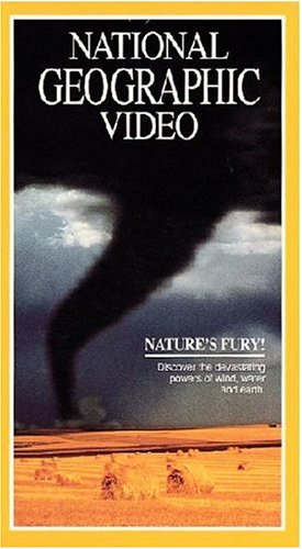 9786304475416: Nature's Fury (National Geographic Video) [VHS]