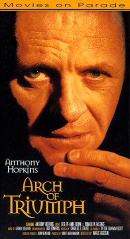 9786304480120: Arch of Triumph [USA] [VHS]