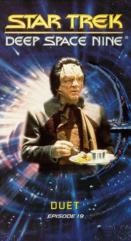 9786304489680: Star Trek - Deep Space Nine, Episode 19: Duet [VHS]