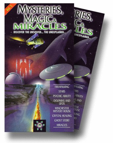 9786304495841: Mysteries Magic & Miracles 5 [VHS] [Import USA]