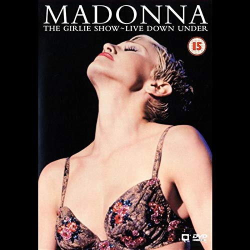 9786304498972: The Girlie Show Live Down Unde [DVD]