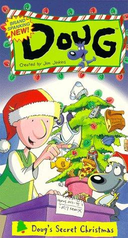 9786304500750: Doug: Doug's Secret Christmas [VHS]