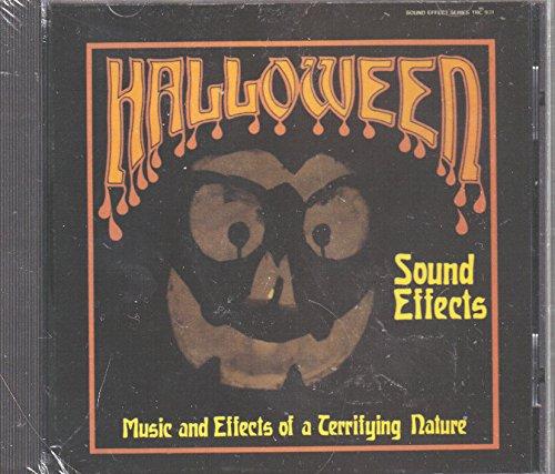 9786304507612: Halloween Sound Effects Volume 1