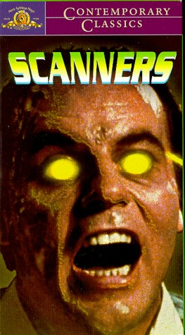9786304509173: Scanners [VHS]