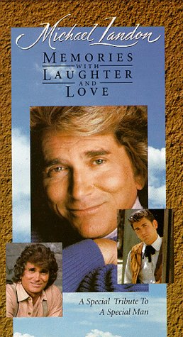 9786304566268: Michael Landon: Memories With Laughter & Love [VHS] [Import USA]