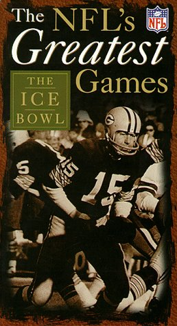 9786304570395: The NFL's Greatest Games: The Ice Bowl [VHS]