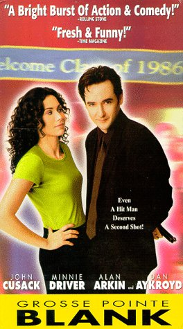 9786304578452: Grosse Pointe Blank [VHS]