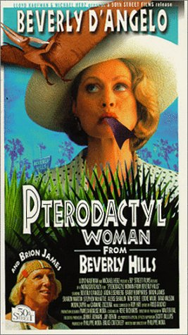 9786304581162: Pterodactyl Woman From Beverly Hills [VHS]
