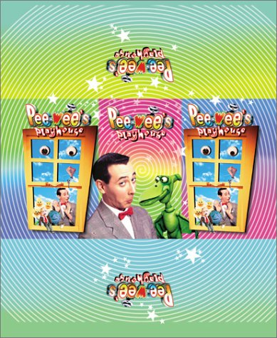 9786304585993: Pee-Wee's Playhouse Box Set 2 - Volumes 5-8 [VHS]
