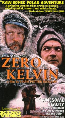 9786304600405: Zero Kelvin [USA] [VHS]