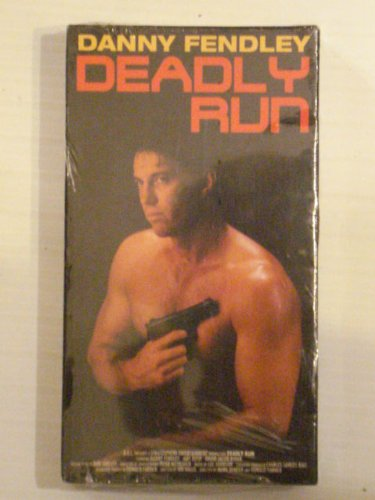 9786304605912: Deadly Run [VHS]