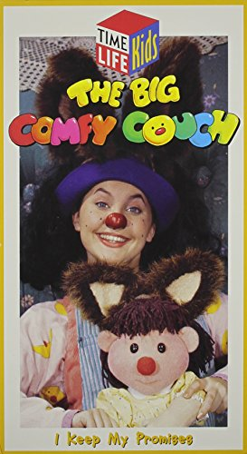 9786304606476: The Big Comfy Couch: I Keep My Promises [VHS]