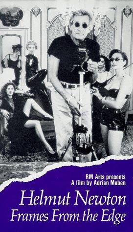 9786304622841: Helmut Newton - Frames from the Edge [VHS]