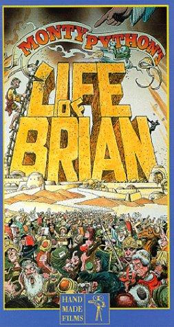 9786304626498: Life of Brian [USA] [VHS]