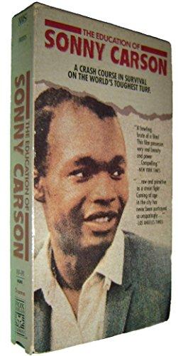 9786304628140: Education of Sonny Carson [VHS]