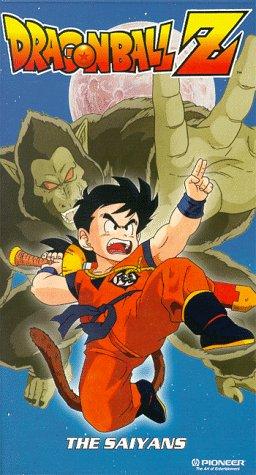 9786304649329: Dragon Ball Z - The Saiyans (Vol. 2) (Episodes 5-7) [VHS]