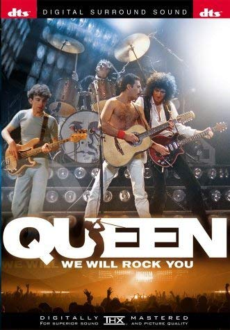 9786304649381: Queen - We Will Rock You [Import USA Zone 1]