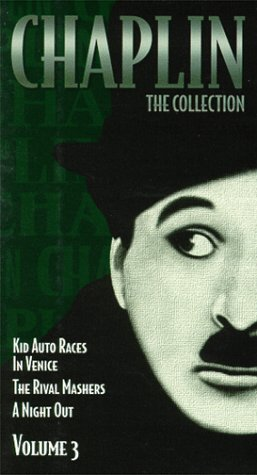 9786304657027: Chaplin: The Collection, Vol. 3 [VHS]
