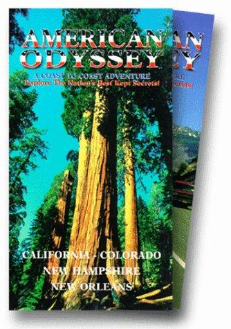 9786304660089: American Odyssey [VHS] [Import USA]