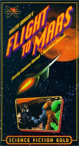 9786304679852: Flight to Mars [VHS]