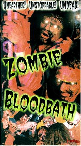 9786304681039: Zombie Bloodbath [VHS]