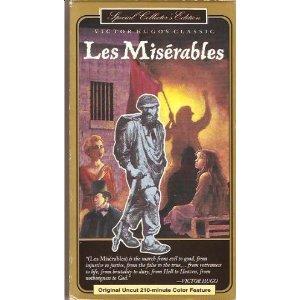 9786304688373: Les Miserables [VHS]