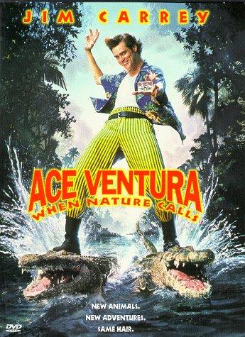 9786304696460: Ace Ventura: When Nature Calls [Reino Unido] [DVD]
