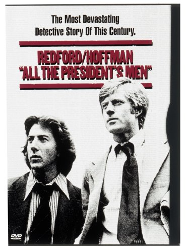 9786304696491: All the President's Men [Reino Unido] [DVD]