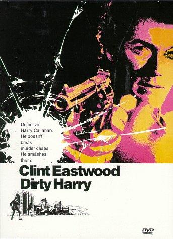 9786304698556: Dirty Harry [Reino Unido] [DVD]