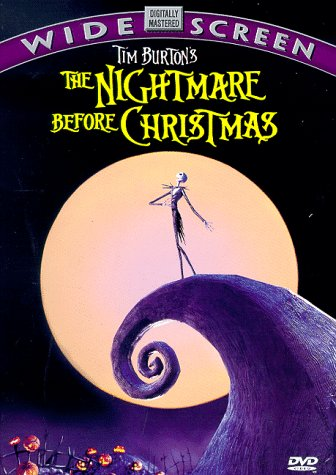 9786304711927: The Nightmare Before Christmas [Import USA Zone 1]