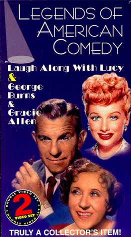 9786304713013: Legends of American Comedy Collection [VHS]