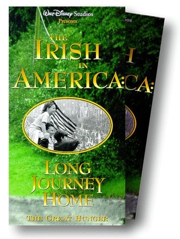 9786304737545: The Irish In America: Long Journey Home [VHS]