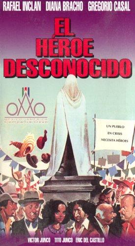 9786304746530: El Heroe Desconocido [VHS]