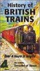 9786304748855: History of British Trains [VHS]