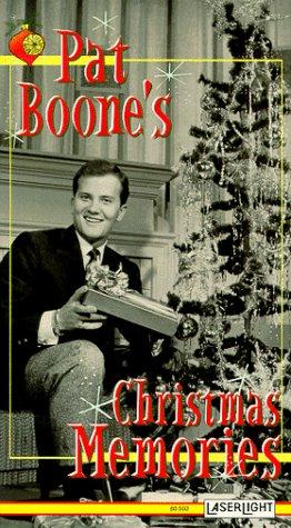 9786304749708: Pat Boone's Christmas Memories [VHS]
