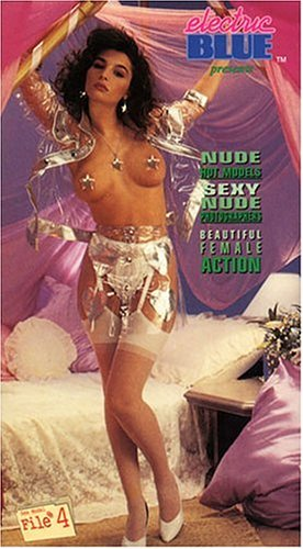 9786304753422: Electric Video Blue Series: Collect Series 4 [VHS]