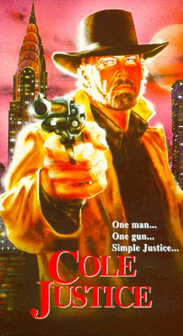 9786304763599: Cole Justice [VHS]