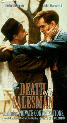 9786304785782: Death of a Salesman & Private Conversations [VHS]