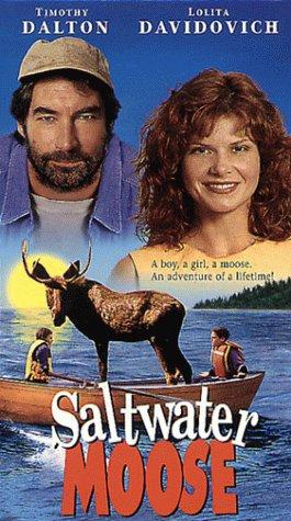 9786304794364: Saltwater Moose [VHS]
