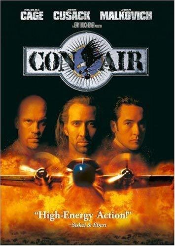 9786304806432: Con Air [Reino Unido] [DVD]