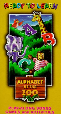 9786304818961: Alphabet at the Zoo [VHS]