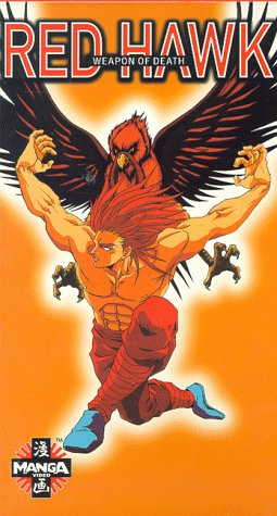 9786304834213: Red Hawk [VHS] [Import USA]