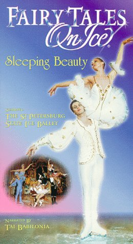9786304834381: Fairy Tales on Ice:Sleeping Beauty [VHS]