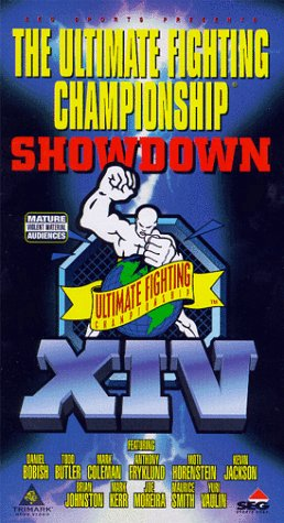 9786304861479: The Ultimate Fighting Championship Showdown XIV (Volume 14) [VHS]