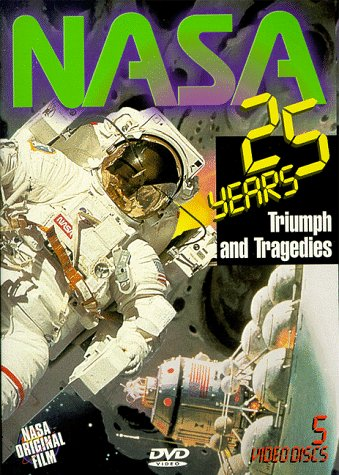 9786304870341: NASA: 25 Years [USA] [DVD]
