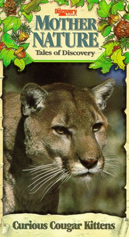 9786304883099: Mother Nature: Curious Cougar Kittens [VHS]